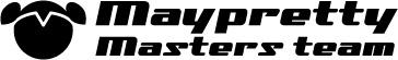 Maypretty Masters Team カッティングシール