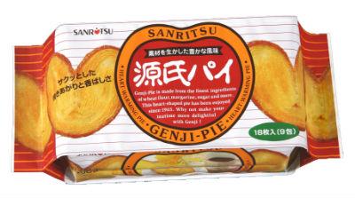 三立製菓「源氏パイ」