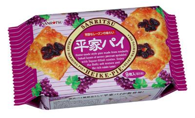 三立製菓「平家パイ」